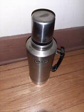 New listing Stanley Stainless Steel 1.9 Liter 2 Quart Vacuum Bottle Large