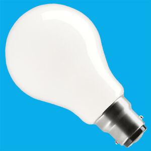 10x 60W Standard Tungsten Filament Pearl GLS Dimmable Light Bulb BC B22 Bayonet