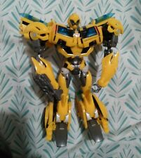 Transformers Prime Deluxe Class Bumblebee First Edition Complete