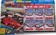 FORMULA WORLD TOUR Mattel Hot Wheels TYCO McLaren Mercedes Ferrari F1 Race Set