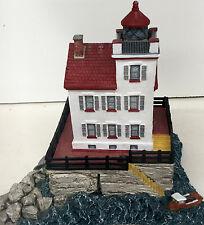 Loran Ohio #207 Harbour Lights Rare Find Issued 1998