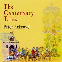 The Canterbury Tales - by Peter Ackroyd  - MP3CD  - Unabridged Audiobook