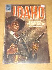 IDAHO #6 VG (4.0) DELL COMICS WESTERN JANUARY 1965