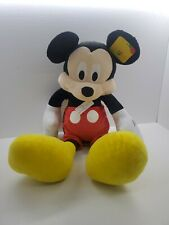 "Disney Mickey Mouse Large Stuffed Animal 25"" inches Plush Soft Doll - New Tags"
