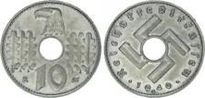 Riche de crédit de caisse 10 Pfennig j.619 1940 G SPLENDIDE +/revêtit