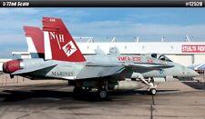 [Academy] 1/72 USMC F/A-18A+ VMFA-232 RED DEVILS Plastic Model Kit 12520