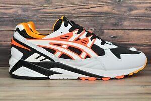 Asics Gel Kayano Trainer White Orange Mens 1191A200 100