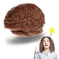 Cervello di Cioccolato per Emergenze, Materia Grigia da Mangiare, Regali Golosi