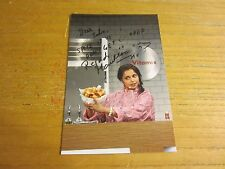 Maneet Chauhan Actress Chef Autographed Signed 4X6 Photograph Chopped