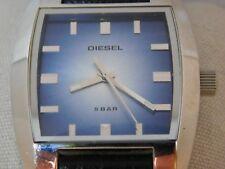 Diesel Men's Stainless Steel Men's Watch w Leather Strap DZ-1032
