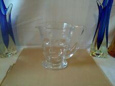 Vintage Thomas Webb Glass lemonade jug Bullseye  pattern 1930s Art Deco ...
