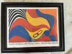 Alexander Calder Braniff Small Poster 1976