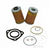 BMW R 100 RT/2 Classic Monolever 1995-1996 Mahle Oil Filter (With Oil Cooler)