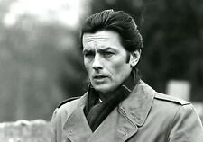 "ALAIN DELON ""FLIC STORY"" DERAY VINTAGE PHOTO CP"