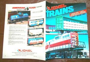 Lionel Trains 1992 Book 2- 0, 027, S, Stand., Large Scale, Gauge trains, Access.