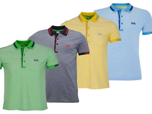 Hugo Boss Polo Classic & paule four  Short Sleeve Small, medium, large,xl,xxl...