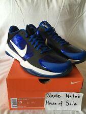 Nike Kobe 2010 Zoom V 5 Duke Blue Devils, Size 13, DS