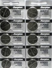 Energizer ECR2032 CR 2032 (10 piece) Lithium 3V Battery New Authorized Seller