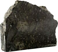 Black Tourmaline Gemstone Slab-Polished Face Chakra Healing Stone Reiki Lapidary
