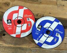 Gran Turismo 2 (PlayStation 1) Vintage Retro Gaming *DISCS ONLY*