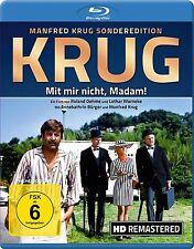 Mit mir nicht, Madam (HD-Remastered) [Blu-ray] Manfred Krug  Nero Neu!