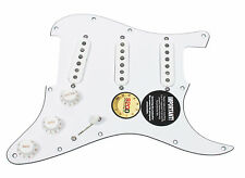 Seymour Duncan SSL-1 Loaded Strat Pickguard Strat WH/WH