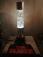 Rare Vintage 1970's Mathmos Crestworth Living Jewel Glitter Lava Lamp