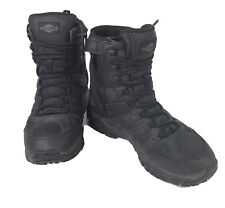 Merrell Moab 2 Tactical J17720 Womens Black High Top Hiking Combat Boots 7.5M