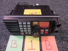 STANDARD HORIZON MARINE RADIO QUANTUM GC5500S WEATHER 16/9 VHF B-1-B USED