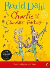 Charlie and the Chocolate Factory by Roald Dahl c2011, VGC Paperback Colorized