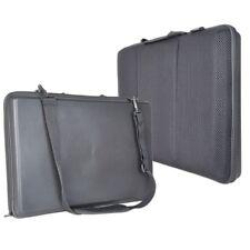 "Milen My Laptop to go Laptop Case & Cushioned Laptop Desk Fits Up To 17"" La"