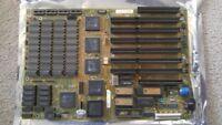 AMD 286-12 CPU Motherboard Turbo 12MHz IBM PC/AT - FAST - Retro - Vintage - Rare