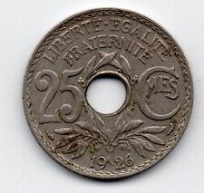 France - Frankrijk - 25 Centime 1926