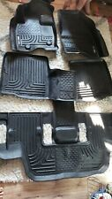 Husky Liner-Front, 2nd, 3rd Seat Floor Liners (Footwell Coverage) fits Explorer