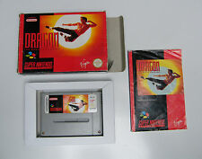 "Jeu Super Nintendo ""Dragon: The Bruce Lee Story"" (complet) / EUR"