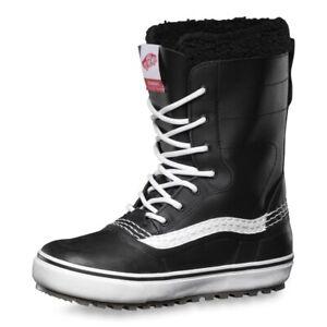VANS - Standard MTE | 2021 - Men's Snow Boots | Black / White