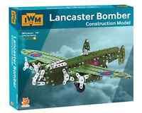 Imperial War Museums Lancaster Bomber Construction Set 389 Piece Steel Model Kit