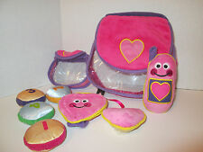 Melissa and Doug Pretty Purse Fill and Spill Toddler Pretend Play Wallet Money