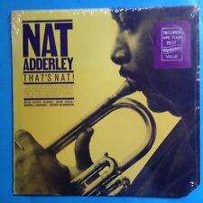 Nat Adderley-That's Nat!-1979 Savoy RE  M-/.M  FACTORY SEALED- BOP