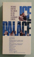 richard burton ICE PALACE robert ryan  carolyn jones / jim backus VHS VIDEOTAPE