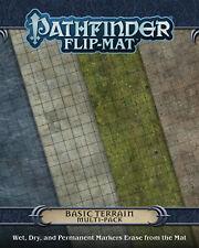 Pathfinder Rpg - Flip-Mat - Básico Terreno Multipaquete
