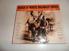 CD  Black & White Hillbilly Music