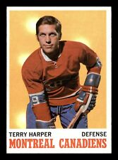 TERRY HARPER 70-71 TOPPS 1970-71 NO 53 NRMINT+  20568