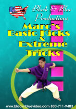 Marc Canonizado Basic and Extreme Tricks Instructional 720, 1080 and more