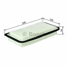 Bosch Filtro De Aire 1457433972-SINGLE