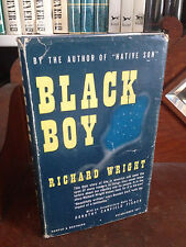Black Boy by Richard Wright Hardcover 1945 Native Son Uncle Tom's Children