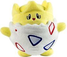 "Pokemon Plush Togepi OFFICALLY LICENSED TOMY 8"" Soft Toy Figure NEW"