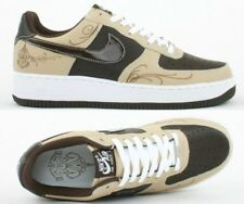 NEW NIKE AIRFORCE ONE 1 BROWNPRIDE BY MISTER MR CARTOON SA