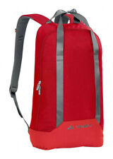 Vaude Comrade Daypack 17L - RED - New with Tags - Tote, backpack, office, hiking