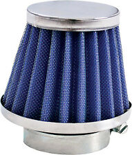 OUTSIDE AIR FILTER 48MM 1.9 WIRE MESH LONG CONE PART# 06-0411 NEW